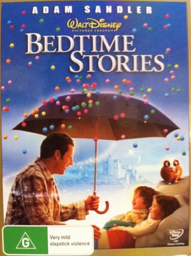 Bedtime Stories - UMD cover