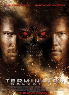 The Terminator 4: Salvation - Digital Copy cover