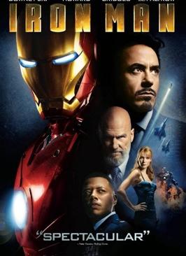 Iron Man - Digital Copy cover