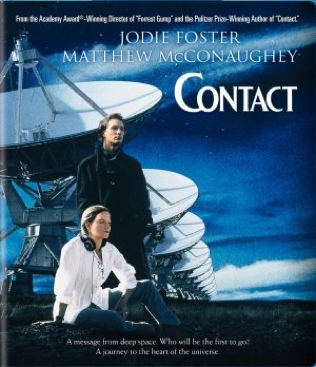 Contact - HD DVD cover