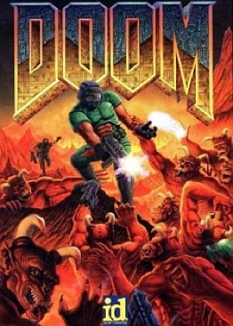 Doom - DVD-R cover