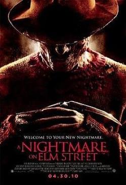 A Nightmare on Elm Street - DVD-R cover