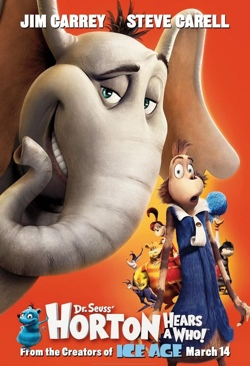Horton Hears a Who! - Digital Copy cover