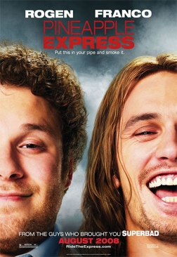 Pineapple Express - Video CD cover