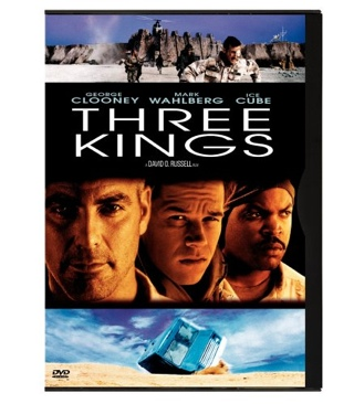 Three Kings - DVHS cover