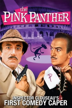 The Pink Panther - VHS cover