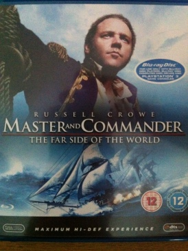Master And Commander - Blu-ray cover