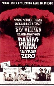 Panic in Year Zero - Digital Copy cover