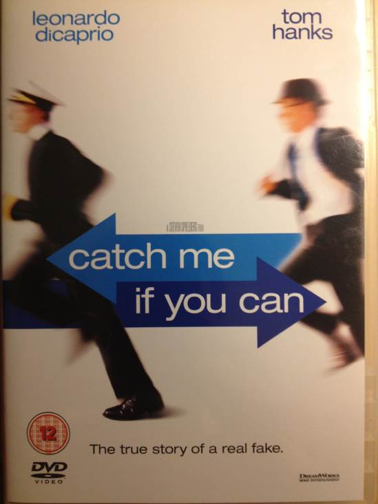 Catch Me If You Can -  cover