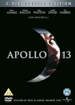 Apollo 13 - DVD-R cover