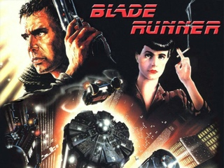 Blade Runner - DVD-R cover