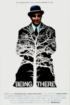Being There - DVD-R cover