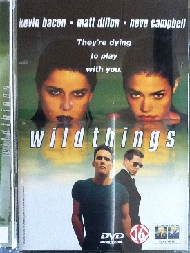 Wildthings - DVD cover