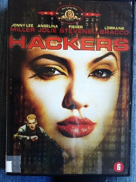 Hackers - DVD cover