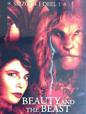 Beauty and the Beast - DVD cover