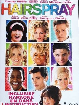 Hairspray - DVD cover