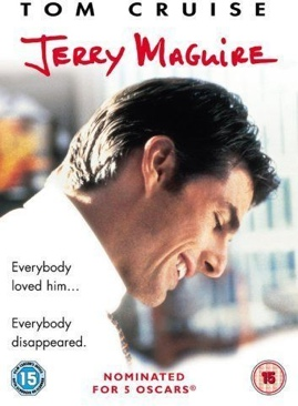 Jerry Maguire - VHS cover