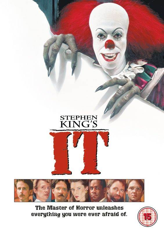 IT - Blu-ray cover