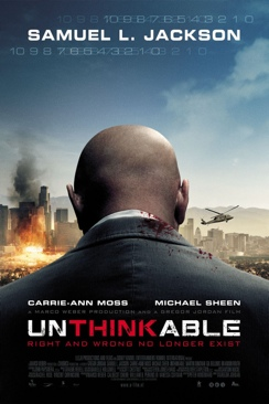 Unthinkable - CED cover