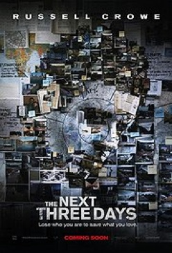 The Next Three Days - DVD-R cover