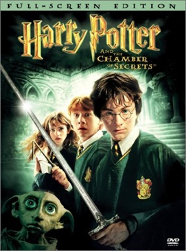 Harry Potter and the Chamber of Secrets - UMD cover