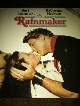 The Rainmaker - Laser Disc cover