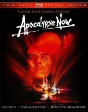 Apocalypse Now - Blu-ray cover
