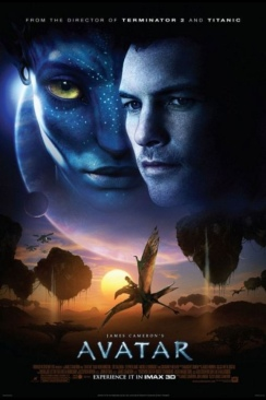 Avatar - DVD-R cover