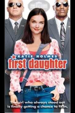 First Daughter - DVD-R cover