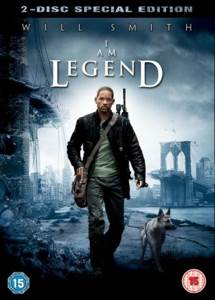 I Am Legend -  cover