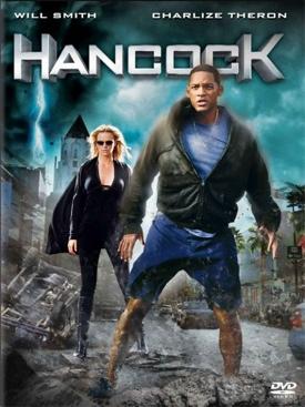 Hancock - DVD cover