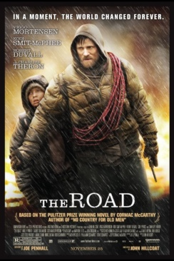 The Road - DVD-R cover