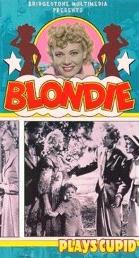 Blondie Plays Cupid - DVD cover