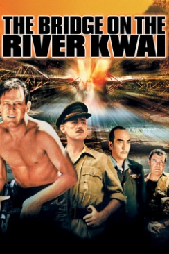 The Bridge on the River Kwai - HD DVD cover