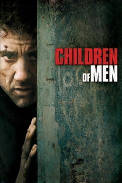 Children of Men - Video CD cover