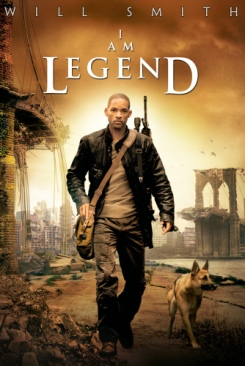 I Am Legend - Digital Copy cover