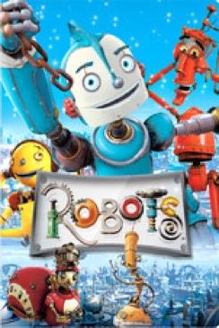 Robots - Digital Copy cover