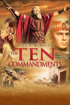 The Ten Commandments - Digital Copy cover