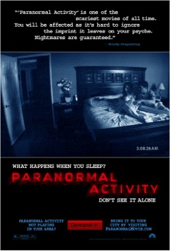 Paranormal Activity - Digital Copy cover