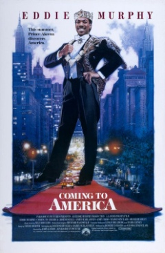 Coming to America - Digital Copy cover