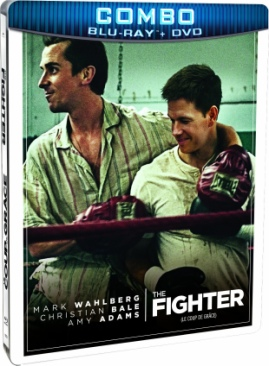 The Fighter - Blu-ray cover