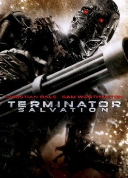 Terminator: Salvation - DVD-R cover