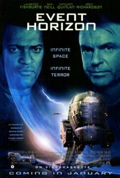 Event Horizon - DVD cover