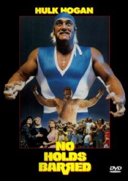 No Holds Barred - DVD cover