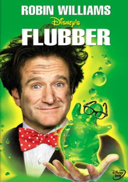 Flubber - Laser Disc cover