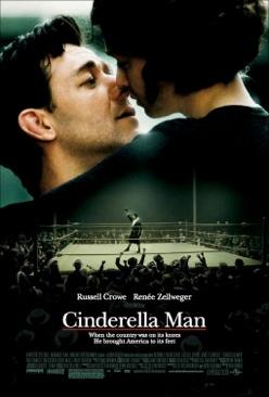 Cinderella Man - Digital Copy cover