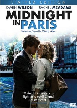 Midnight In Paris - Digital Copy cover