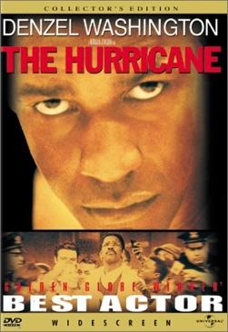 The Hurricane - DVD cover