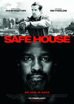 Safe House - DVD cover
