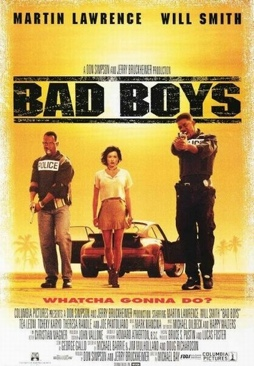 Bad Boys - Digital Copy cover